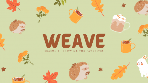 Participate in Weave Season 1 - Build and earn!